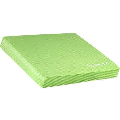 Zielona mata platforma podkładka do ćwiczeń równoważnych - zielony marki Movit ®
