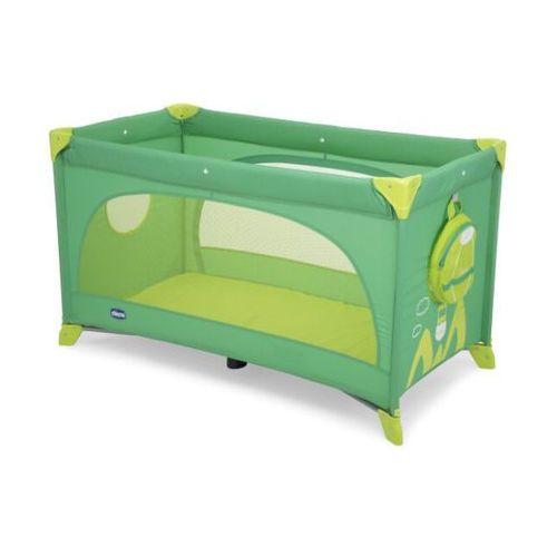 Chicco Łóżeczko podróżne Easy Sleep, Green Jam - produkt z kategorii- łóżeczka turystyczne