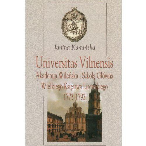 Universitas Vilnensis, Kamińska Janina