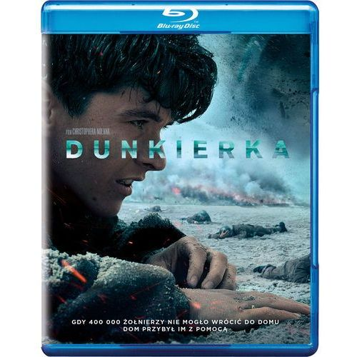 Galapagos Dunkierka (blu-ray) - christopher nolan darmowa dostawa kiosk ruchu