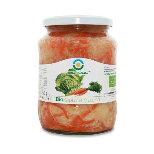 Bio food Kapusta kiszona bio 6x700g (5907752683978)