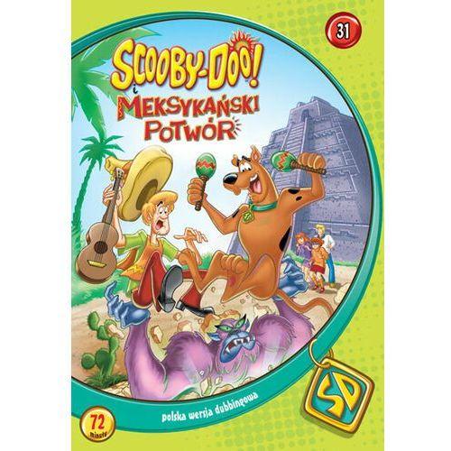 Dvd video Scooby-doo i meksykański potwór