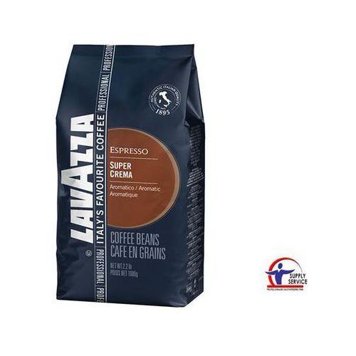 Lavazza Kawa ziarnista super crema espresso 1kg (8000070142022)