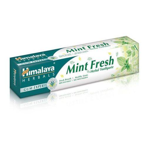 Himalaya herbals żel mint fresh 100g