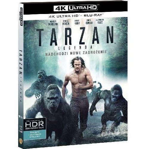 Tarzan: Legenda (4K Ultra HD) (Blu-ray) - David Yates DARMOWA DOSTAWA KIOSK RUCHU