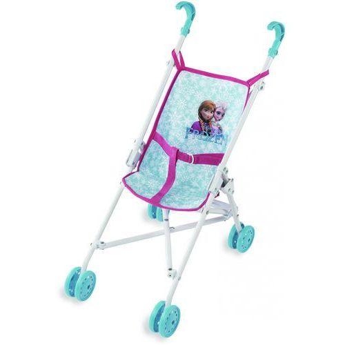 SMOBY Frozen - Wózek dla lalek Kraina lodu, marki Smoby do zakupu w pinkorblue.pl