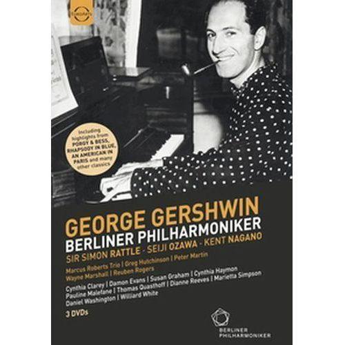 Berliner philharmoniker, seiji ozawa, sir simon rattle, diane reeves - euroarts - berliner philharmoniker play george gershwin marki Warner music