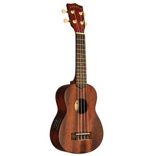 Kala makala ukulele sopranowe eq & bag (ub-s)