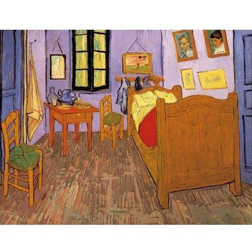 obraz Van Gogh's Bedroom at Arles 1889 Vincent van Gogh (obraz)