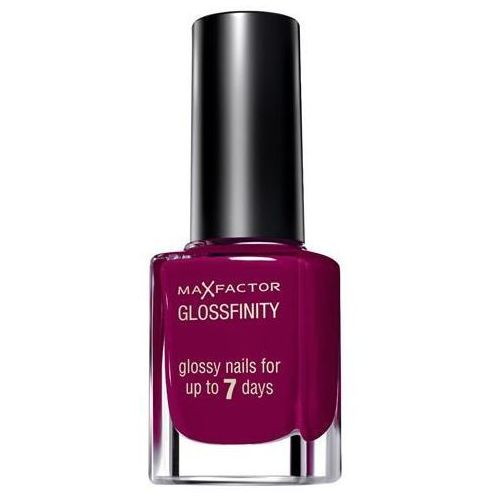 Max Factor Glossfinity lakier do paznokci 11 ml dla kobiet 155 Burgundy Crush