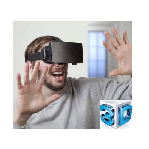Wirtualne Okulary 3D/Google VR na Głowę (do smartfona, tabletu..) + Pilot., 59077719875