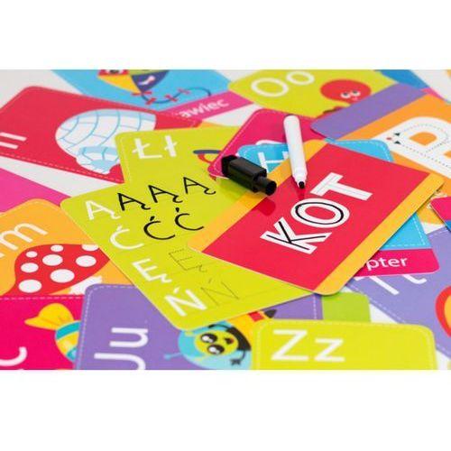 Pisz i zmazuj literki 3+. Czuczu - Opracowanie zbiorowe, oprawa kartonowa