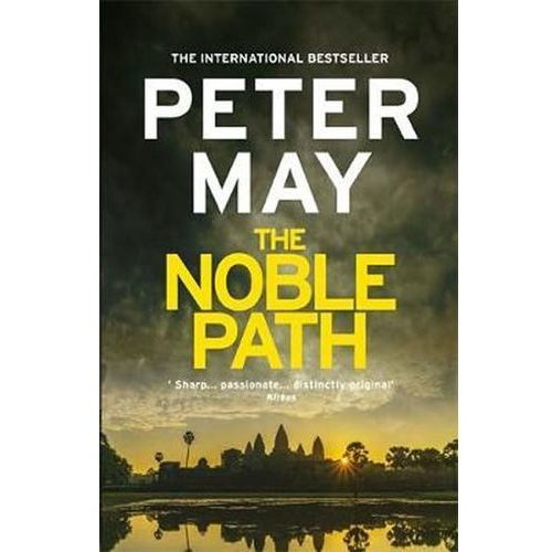 The Noble Path: A relentless standalone thriller from the #1 bestseller May Peter