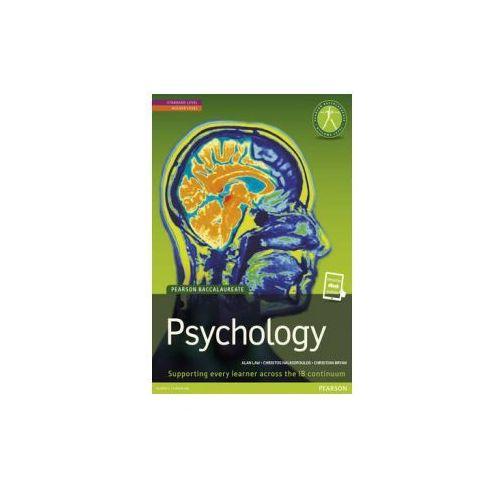 Pearson Baccalaureate: Psychology New Bundle - Wysyłka od 4,99 - porównuj ceny z wysyłką (9781447990659)