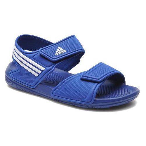 Sandały Adidas Performance Akwah 9 K Dziecięce Niebieskie - sprawdź w Sarenza