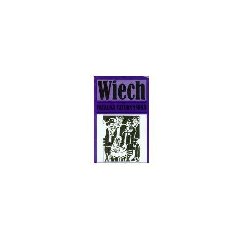 Fatalna czternastka, Stefan Wiech Wiechecki
