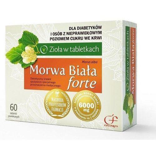Colfarm Morwa biała forte x 60 tabletek