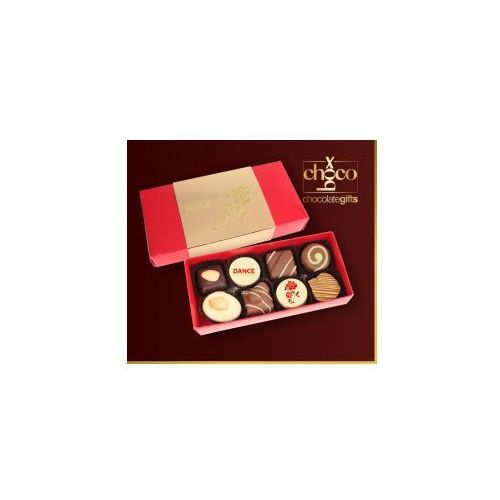 Czekoladki Podarunek z czekolady 2x4