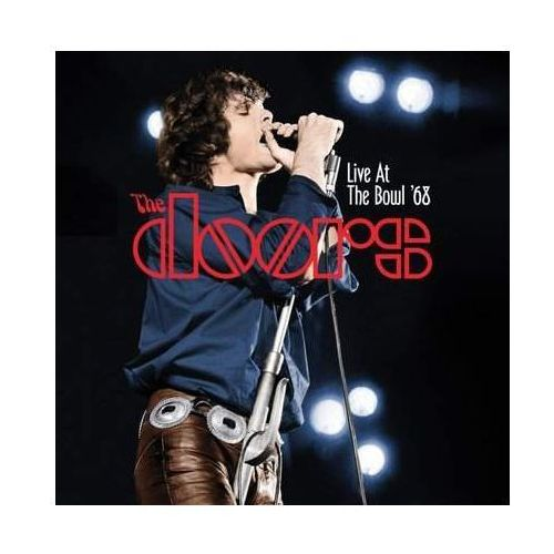 Warner music / rhino Live at the bowl` 68 (ecopack) (*) - the doors (płyta cd) (0081227971205)