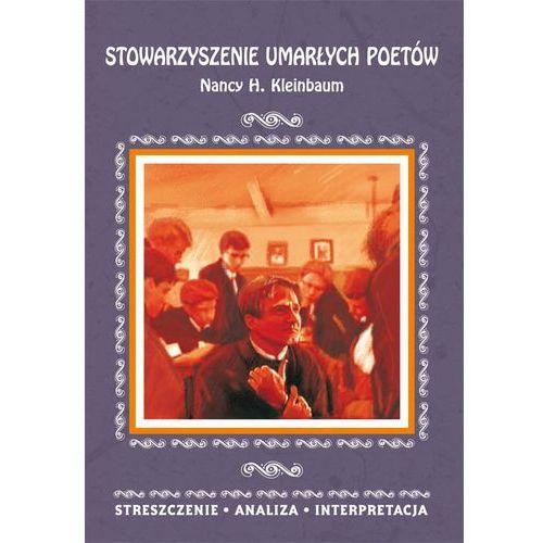 Stowarzyszenie umarłych poetów Nancy H. Kleinbaum, Literat