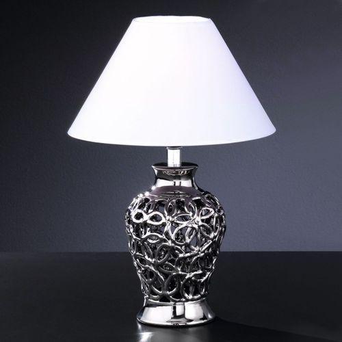 Honsel coco lampa stołowa chrom, 1-punktowy marki Fischer & honsel