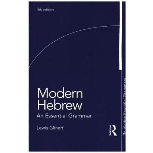 Modern Hebrew (9781138809215)