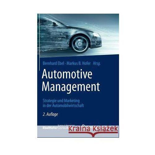 Automotive Management (9783642340673)