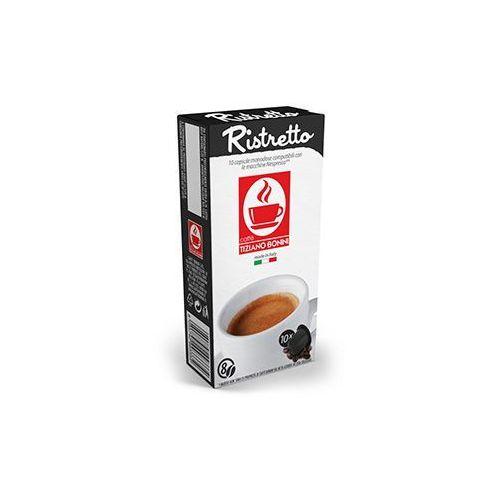 Caffe bonini Kapsułki do nespresso* skoncentrowana/ristretto 10 kapsułek - do 20% rabatu z zapisem na newsletter i przy większych zakupach oraz darmowa dostawa (8055742993433)