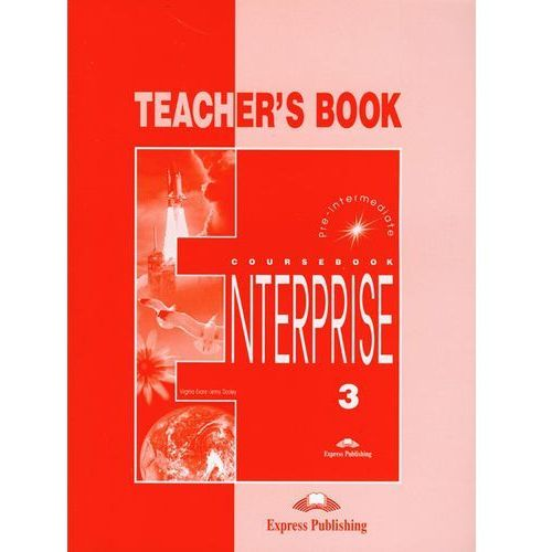 Enterprise 3. Teachers Book (2007)