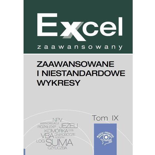 Excel zaawansowany Zaawansowane i niestandardowe wykresy - Jakub Kudliński, Malina Cierzniewska-Skweres (9788326935619)