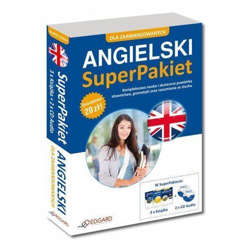 Angielski. Superpakiet. Dla Zaawansowanych (3 Książki + 2 Audio Cd) (480 str.)
