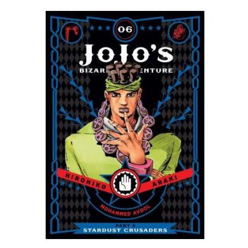 JoJo's Bizarre Adventure: Part 3--Stardust Crusaders, Vol. 6 (9781421591728)