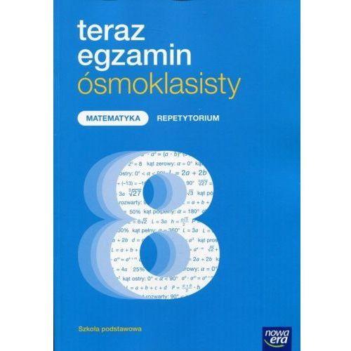 Teraz egzamin ósmoklasisty Matematyka Repetytorium - Jerzy Janowicz, Jerzy Janowicz
