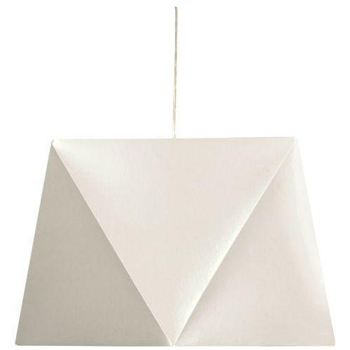 Lampa Wisząca CANDELLUX Hexagen 31-03607 Perłowy + Abażur 77-601689 + Linka 85-10608