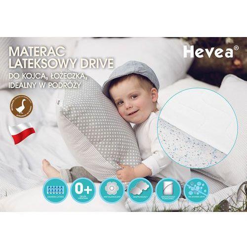 Hevea Materac lateksowy drive 140x70
