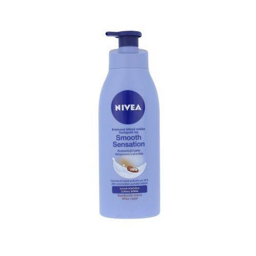 smooth sensation mleczko do ciała 400 ml dla kobiet marki Nivea