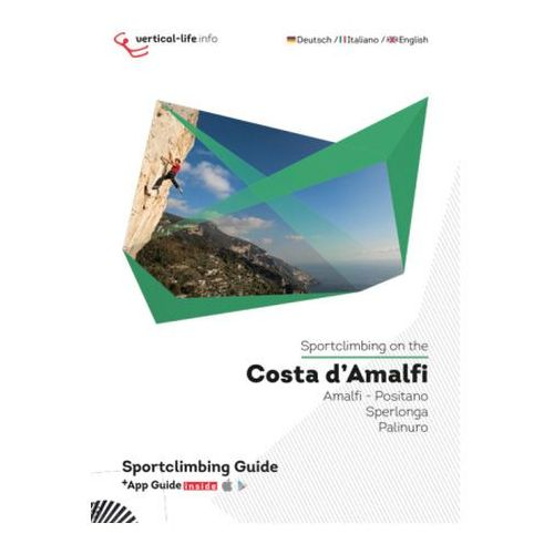 Sportclimbing on the Costa d'Amalfi