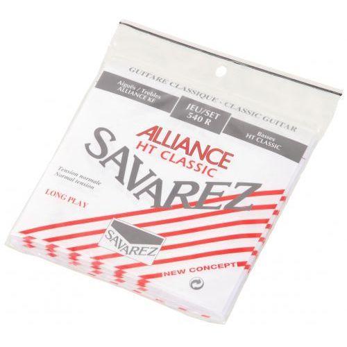 Savarez (655917) 540R Alliance ST struny do gitary klasycznej