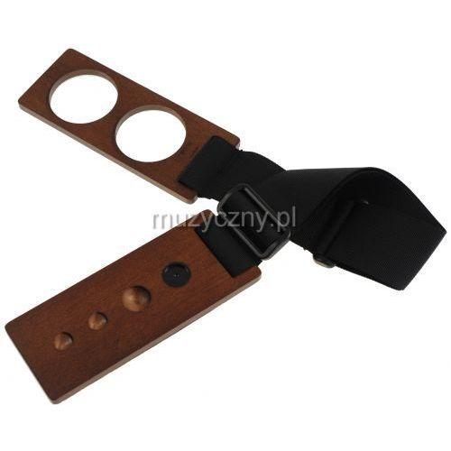 ochraniacz parkietu pod nóżkę wiolonczelową / kontrabasową - orzech włoski marki Gewa