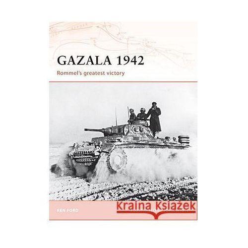 Gazala 1942 Rommel's Greatest Victory (C.#196), Ford K.