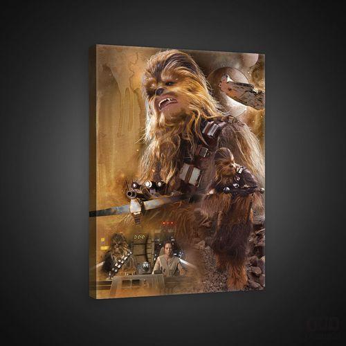 Obraz STAR WARS: PRZEBUDZENIE MOCY - Chewbacca PPD1935, PPD1935