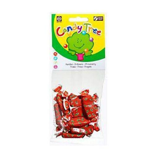 Candy Tree: cukierki truskawkowe BIO - 75 g (8711542001838)
