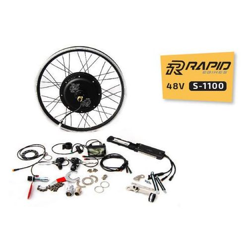 Zestaw do konwersji roweru Rapid S-1100