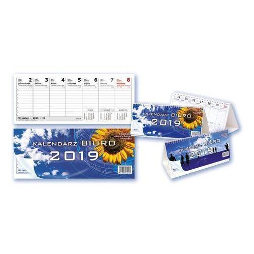 Aniew Kalendarz biurkowy 2019 , stojący, poziomy, dwustronny - super ceny - autoryzowana dystrybucja - szybka dostawa - hurt - wyceny (5907803160182)