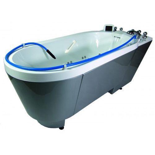 TOLEDO - wanna do kąpieli elektryczno-wodnych z kategorii Wanny z hydromasażem