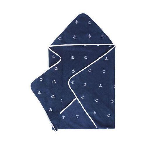 Ręcznik dla niemowląt MARINE KIDS 80x80 cm Ciemnoniebieski, 1373T