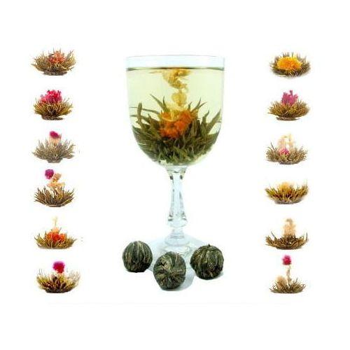 Herbata Biała Blooming Tea - 10 herbat kwitnących, 0E9F-460D9