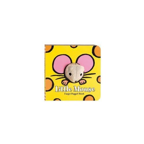 Little Mouse: Finger Puppet Book, Image Books