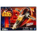 Hasbro Star Wars Pojazd Klasy II Jango Fett Slave
