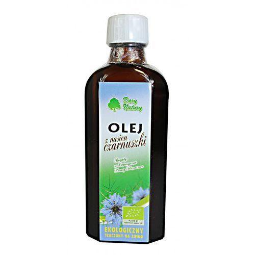 Dary natury - inne bio Olej z nasion czarnuszki virgin bio 100 ml - dary natury